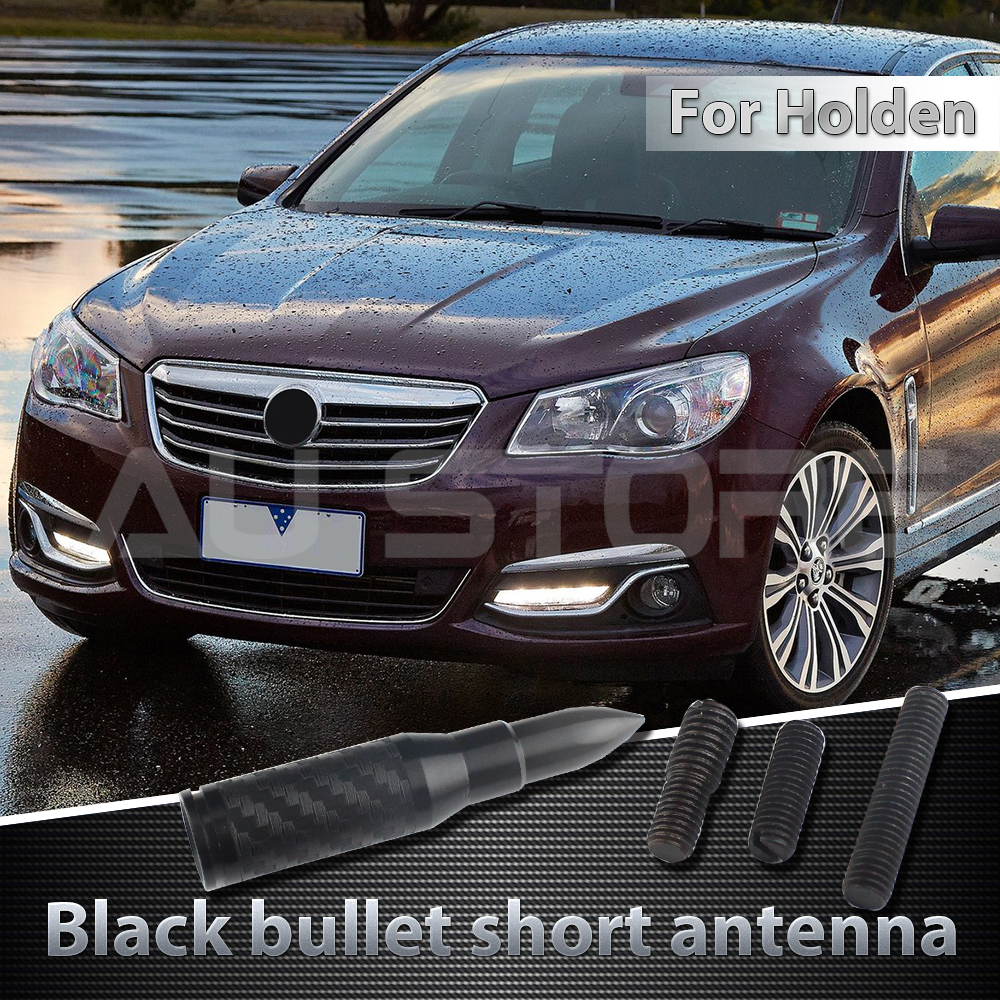 Car Bullet Look Antenna Aerial For Holden Commodore VE SS SV6 SSV