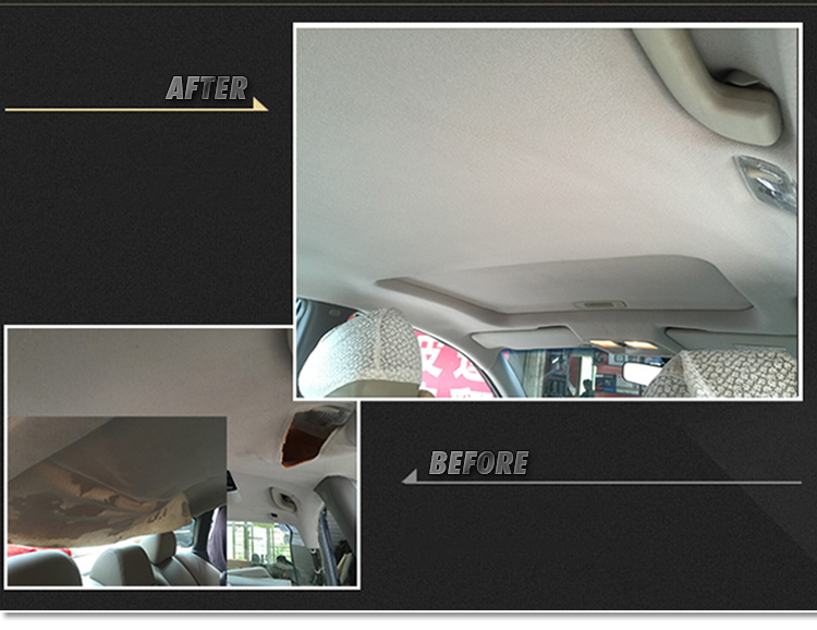 Roof Lining Upholstery Fabric Velour Car Auto Caravan Boat 1.51M   Sold By  Meter